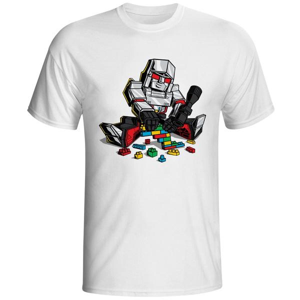 Transformer, unisex clothing, Shirt, short sleeves