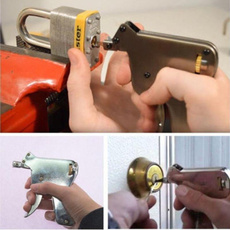 lockpickgun, Door, lockrepairingtool, house