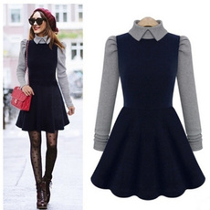 Swing dress, Fashion, Pins, Sleeve