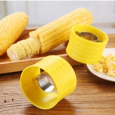 Splitter, cobpeeler, thresher, Corn