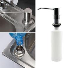sanitizerdispenser, Bathroom, kitchensinkfaucetsoapdispenser, kitchendispenser