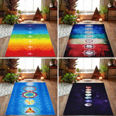 bohemia, Summer, blanketstapestry, Yoga