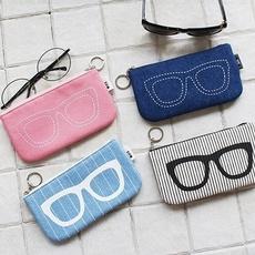 case, zipperbag, Fashion, sunglassesbag