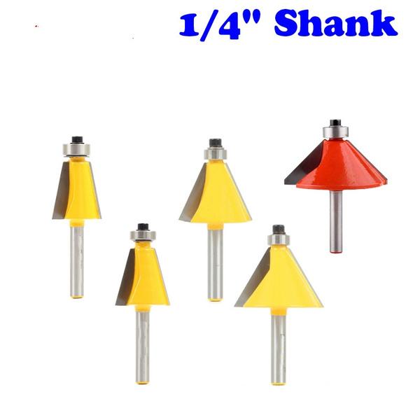 routerbit, cncmillingcutter, 6mmshank, cuttertool