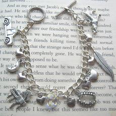 Charm Bracelet, twilightjewelry, twilightcharmbracelet, Jewelry