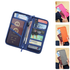 passportbag, Blues, Orange, Christmas