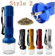 grinder, tobacco, Aluminum, tabbacogrinder