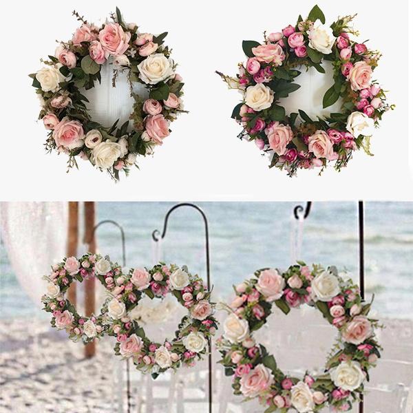 pink, Home & Kitchen, Decor, Flowers