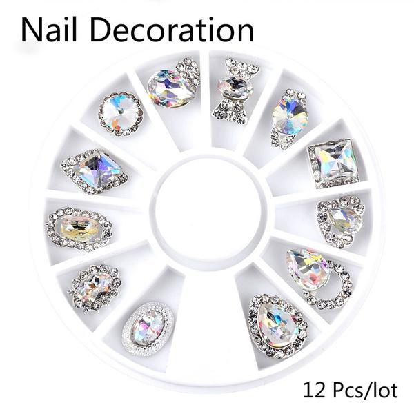 nailartjewelry, DIAMOND, art, Beauty