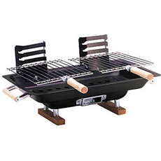 Steel, Grill, Home & Kitchen, Home & Living