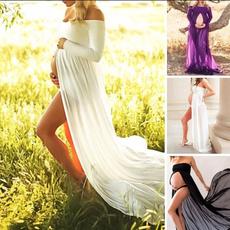 women sexy dress, Maternity Dresses, Fashion, chiffon