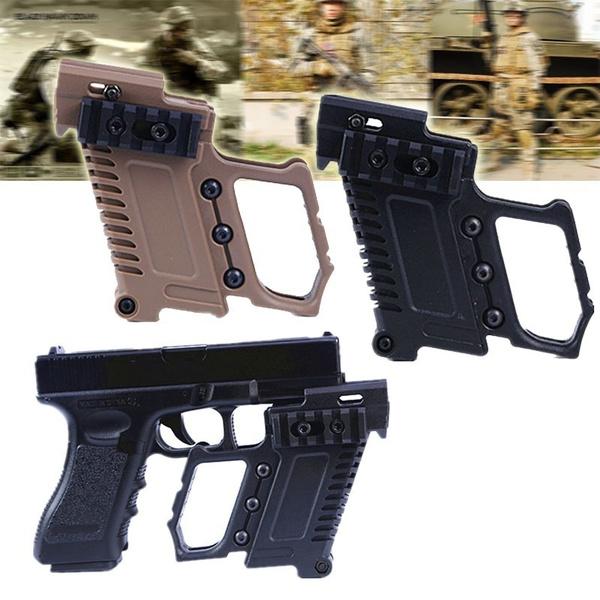 Grip, glock, Adapter, Magazine