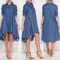 Blues, Mini, Fashion, womensjeanswear