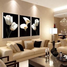 Pictures, Flowers, Arte para la pared, homelivingmoderndecoration