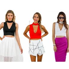 blouse, Tops & Tees, Fashion, Necks
