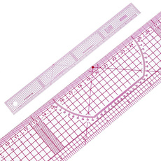 pink, schooleducationalsupplie, draftingsupplie, metricstraightruler