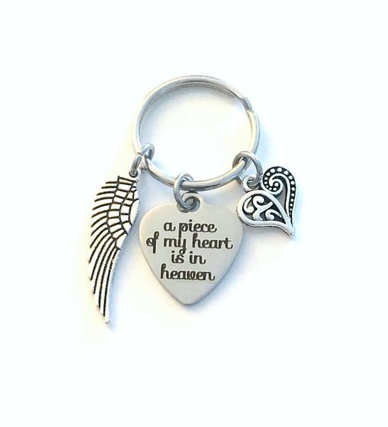 Keys, Heart, sister, apieceofmyheart