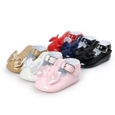 Sneakers, bowknotshoe, Baby Shoes, prewalker