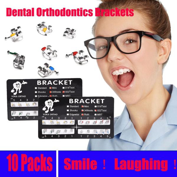 Mini, dental, bracketgum, Metal