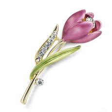 Flowers, Cosplay, Jewelry, Crystal Jewelry
