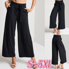 Wool, Casual pants, pants, women's pants