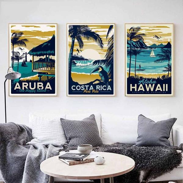 Decor, art, wallartposter, Home & Living