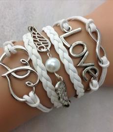infinity bracelet, Antique, Infinity, Jewelry