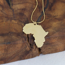 Jewelry, everydaynecklace, Travel, africanpendant