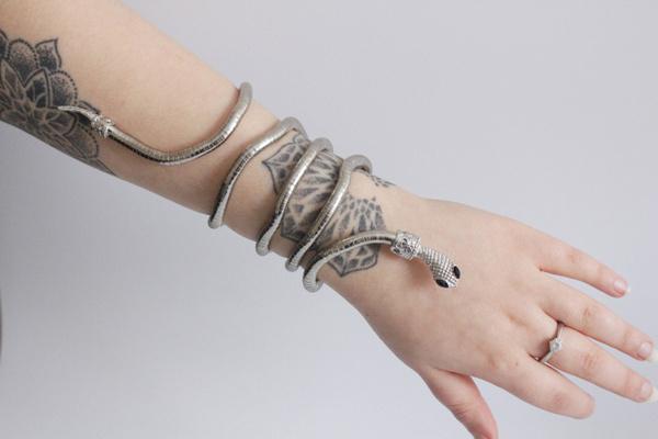 Charm Bracelet, Wristbands, isabelle, Bangle