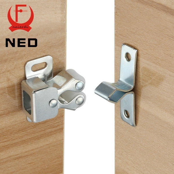 Switch Closer Cabinet Catches Wardrobe Stopper Door Lock Buckle Damper Buffer