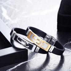 Steel, Stainless, scorpionbracelet, Wristbands