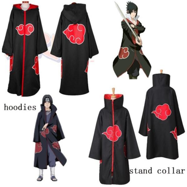 akatsuki, Cosplay, bloodred, Coat