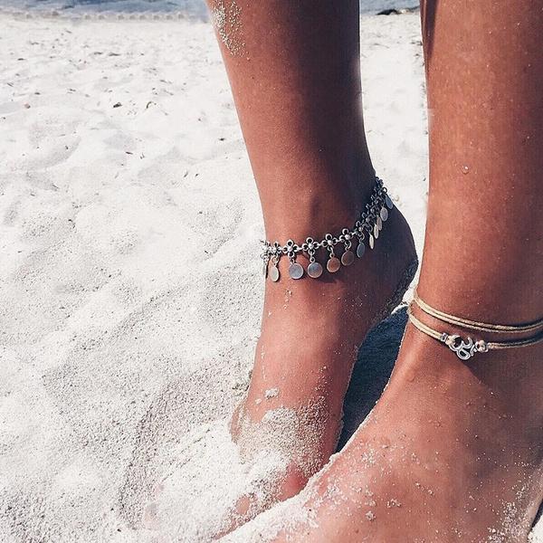bangle bracelet set, Tassels, Fashion, rope bracelet