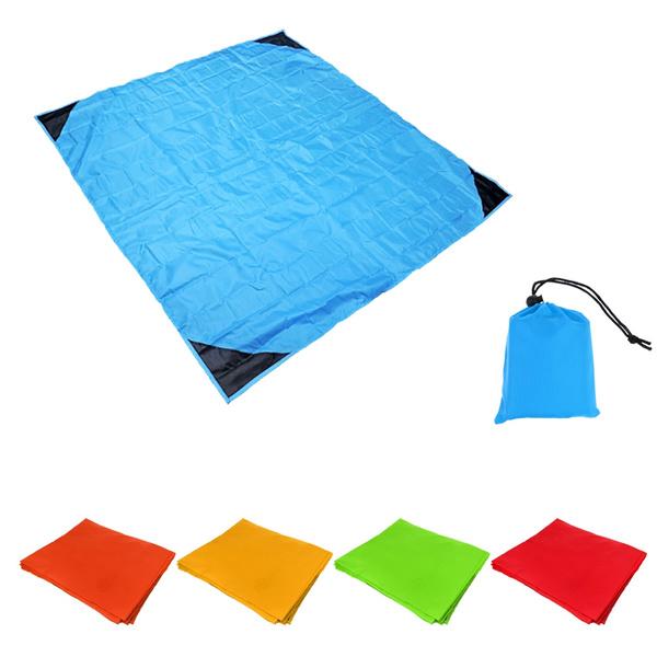 sononia tapis de sol couverture pique nique camping plage 1 5 1 42 m bache de sol wish