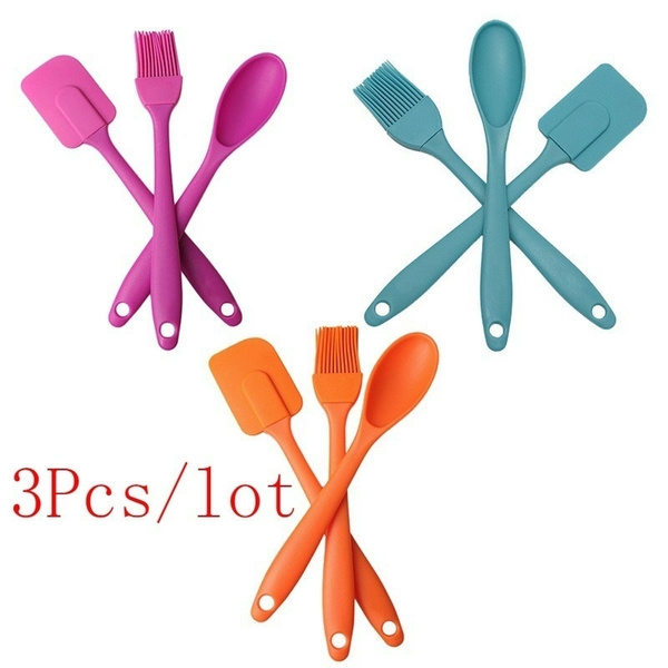 Kitchen & Dining, kitchenbrush, siliconekitchentool, siliconescraperspatula