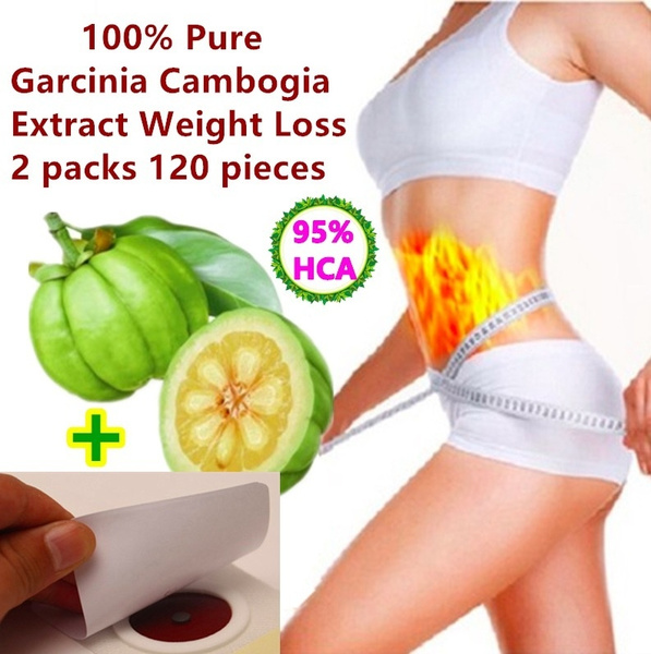 2 Months Use Pure Garcinia Cambogia Nutrition Diet Patch Weight Loss Pad 95 Hca 100 Effective For Slimming Wish
