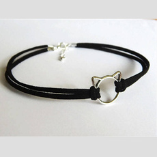 cutecatjewelry, Choker, Jewelry, blackcatjewelry
