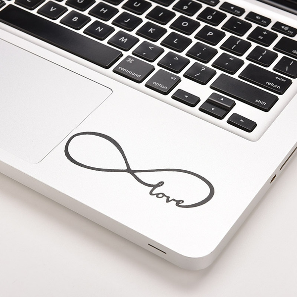Love, Macbook decal, Computers, notebookskin