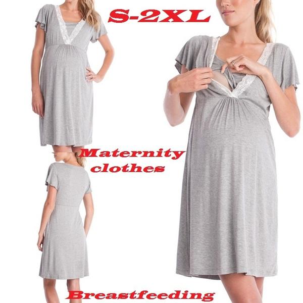 Maternity Dresses, nightwear, Shorts, nursing