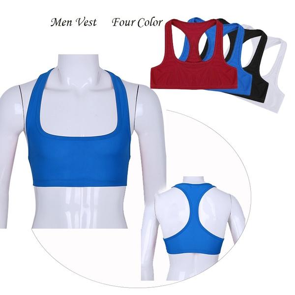 sleeveless, Vest, ybackvest, crop top