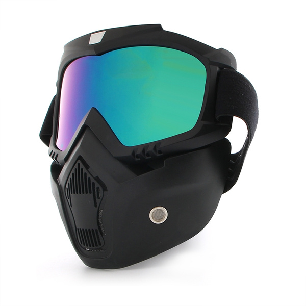 tacticalgogglesmasken, gesichtsmaske, Outdoor, radfahrmaske