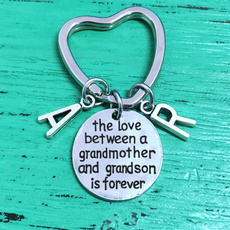 lovekeychain, Heart, familykeychain, heart ring