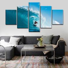 Decor, Surfing, Wall Art, Home Decor