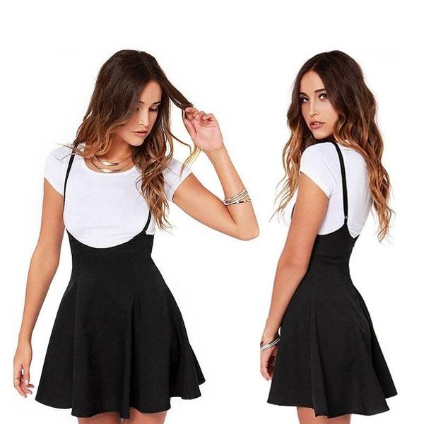 Skirts, Mini, Pleated Skirt, pleated dress
