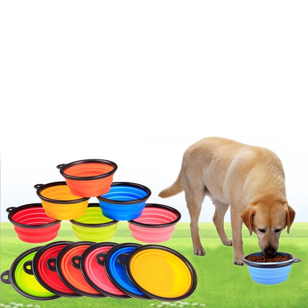 Foldable, collapsible, pet bowl, theblackfriday