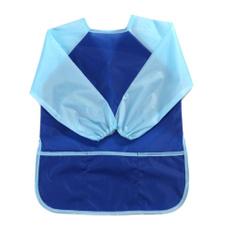 apron, Feeding, Sleeve, Waterproof