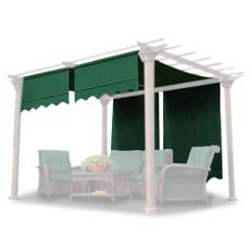 patioumbrella, Зелений, pergolacanopycover, pergolacanopysunshadecover
