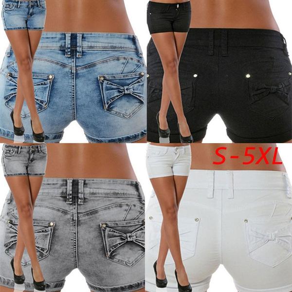 Summer, Shorts, pants, Slim Fit