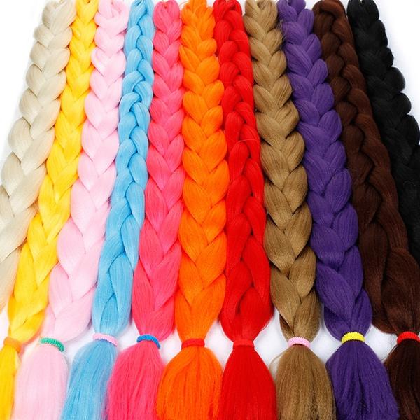 braidinghair, stylecrochethairextension, braidshairkanekalon, jumbo