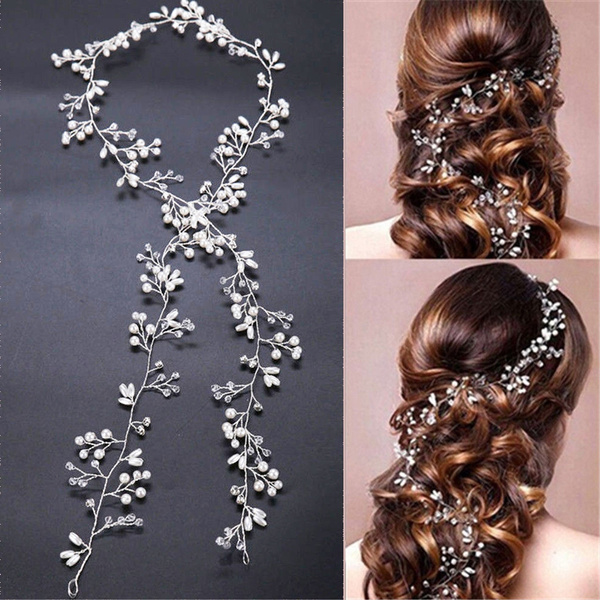 hair, headdress, bridalheaddres, weddinghairband
